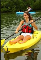 LifeTime Kayaks with gril - medium