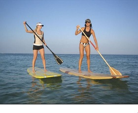 PaddleBoards two ladies medium