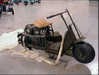 Old Military Scooter2